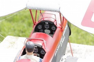 Mick Prior's (Larger) Tiger Moth