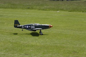 Another John Gibbins built warbird